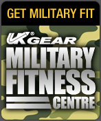 UK Gear Military Fitness Centre now open!