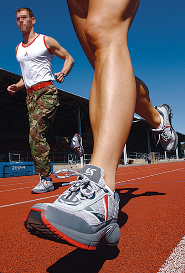 Army Physical Training Corps - Running Track