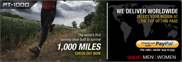 Running and Fitness Shoes designed by UK Gear and The British Army