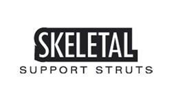 Skeletal Support Struts